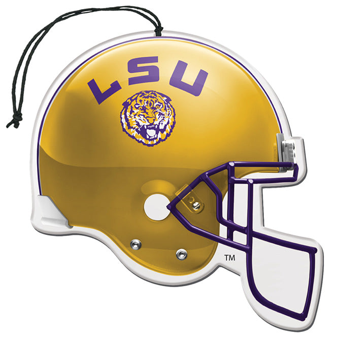 Team Promark NCAA LSU Tigers Air Freshener 3 pack Nu-Car Scent