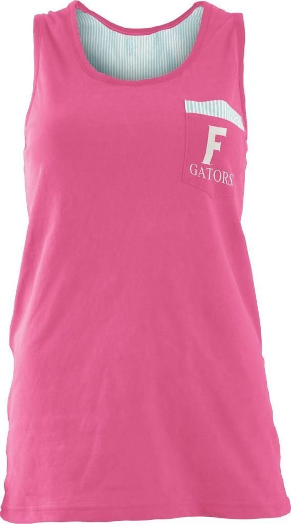 Pressbox NCAA Women's Florida Gators Augusta Tank Top