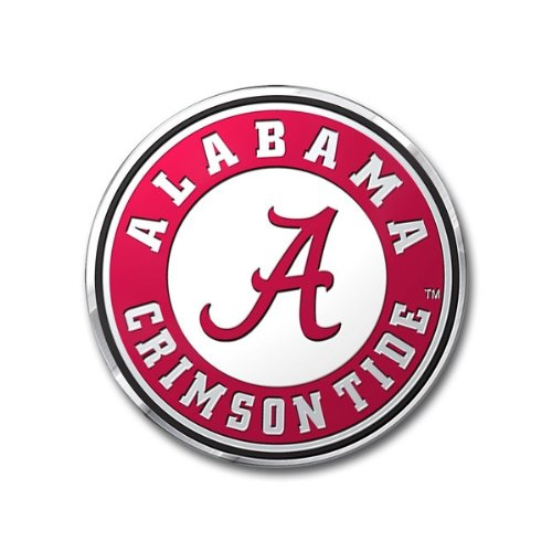 Team Promark NCAA Alabama Crimson Tide Team Auto Emblem