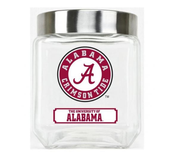 Duck House NCAA Alabama Crimson Tide Medium Canister