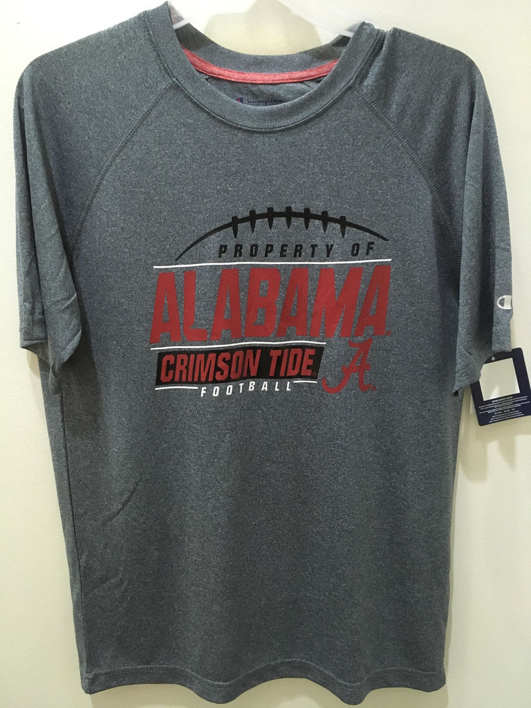 Champion NCAA Men's Alabama Crimson Tide Persistent T-Shirt