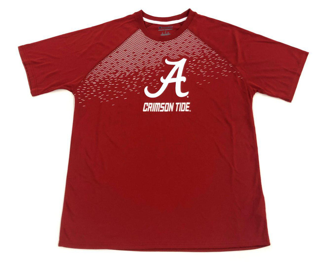 Champion NCAA Men's Alabama Crimson Tide Training T-Shirt