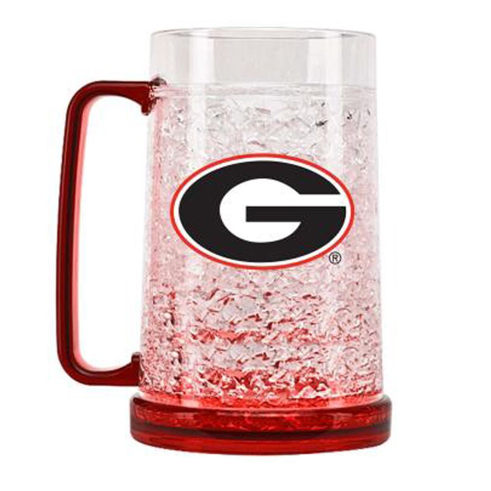 Duck House NCAA Georgia Bulldogs Crystal Freezer Fun Mug