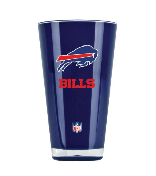Duck House NFL Buffalo Bills Insulated Tumbler Cup 20 oz Blue