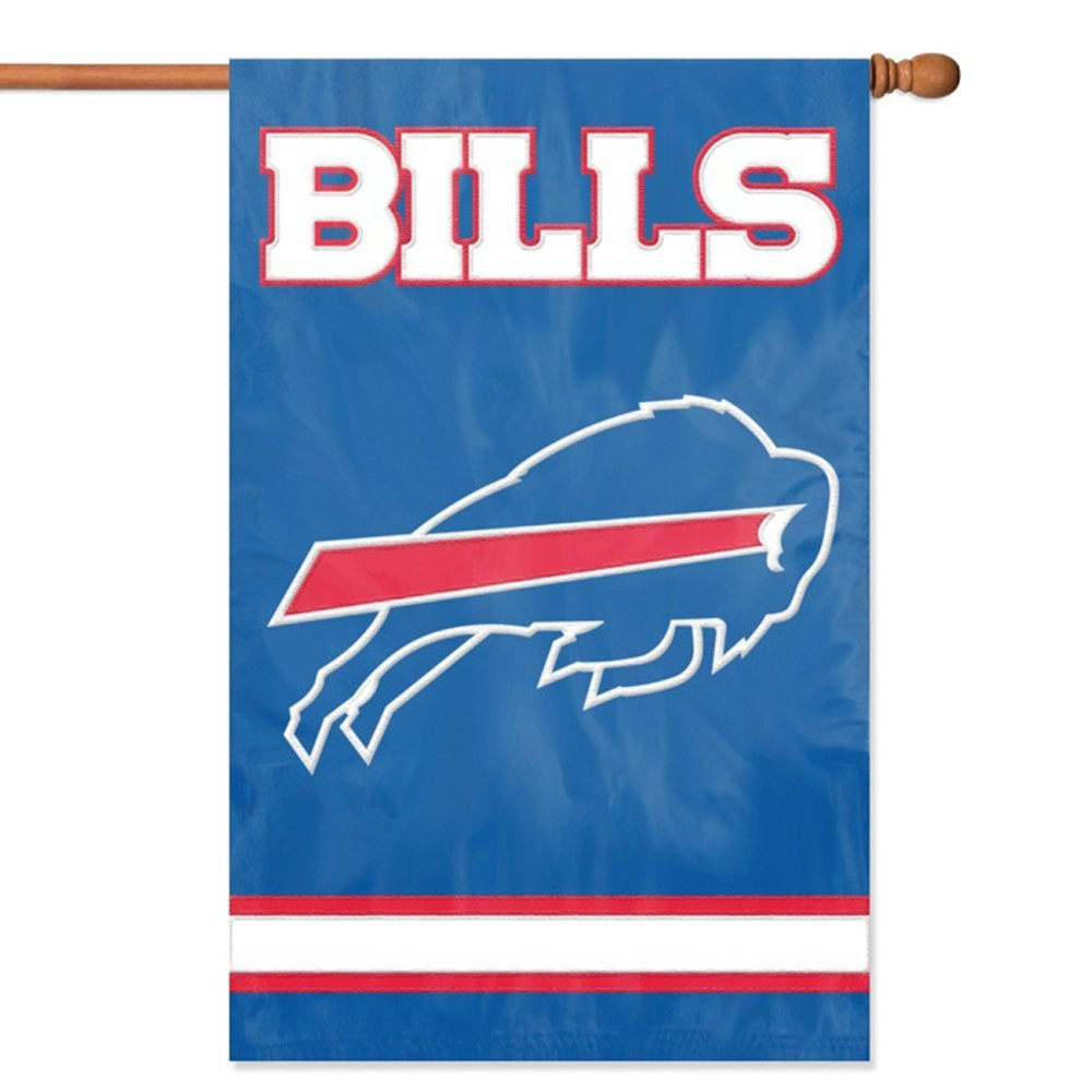 Party Animal NFL Buffalo Bills 28 x 44 House Banner Flag