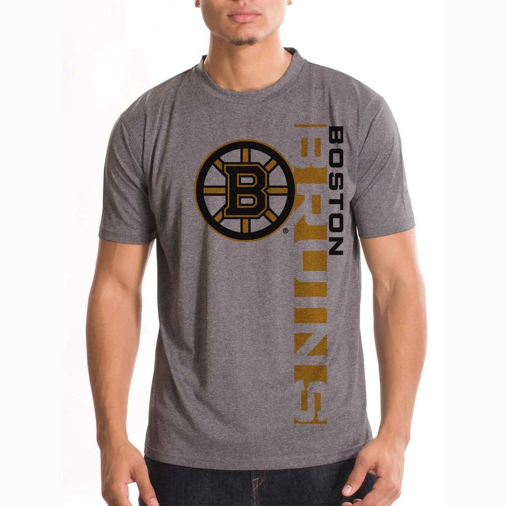 Levelwear NHL Men's Boston Bruins Punch Out T-Shirt