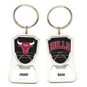 Great American Products NBA Chicago Bulls Bottle Opener Keychain Steel