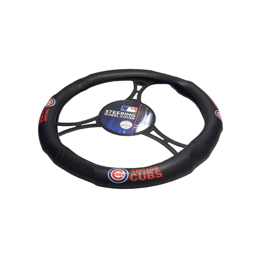 The Northwest Company MLB Chicago Cubs Steering Wheel Cover