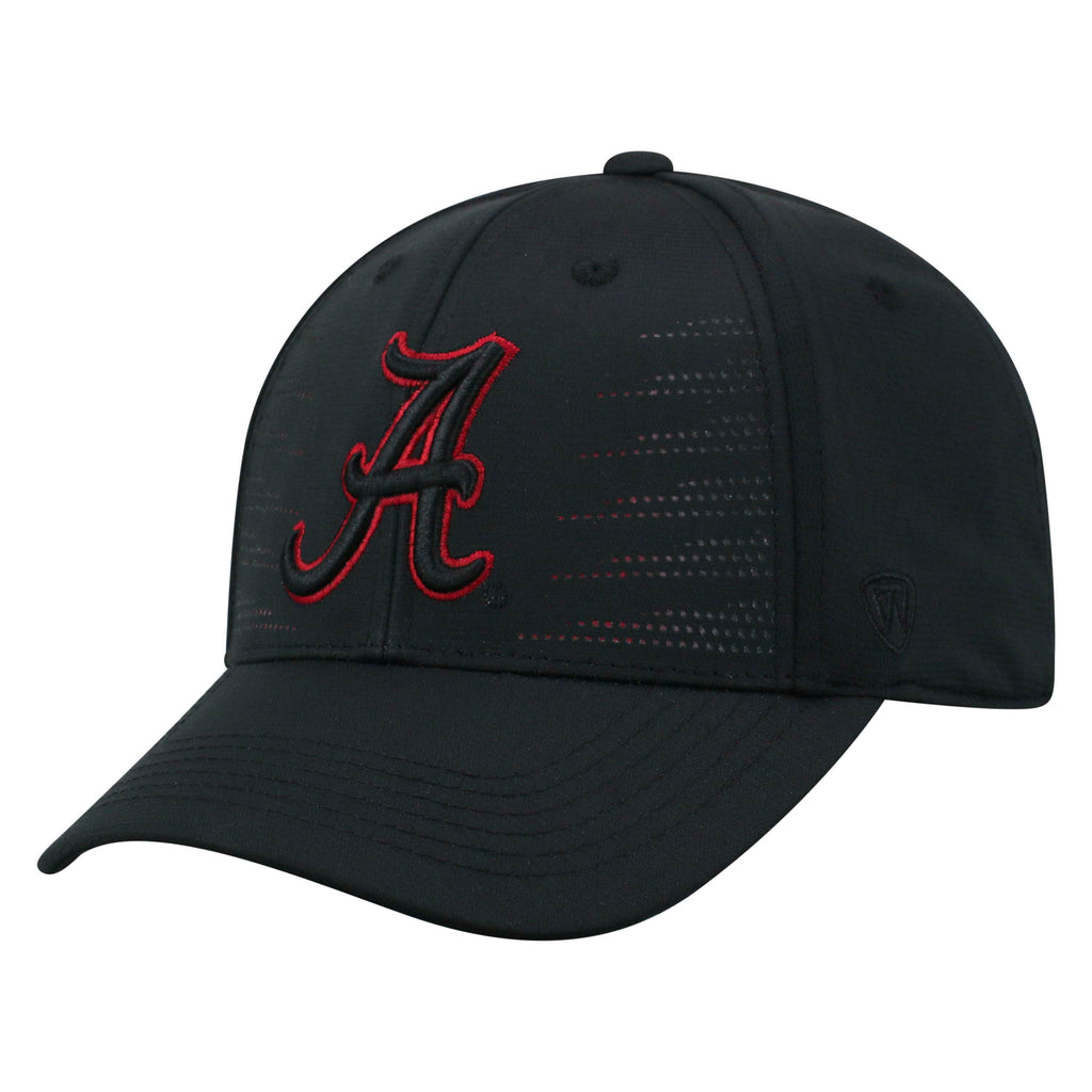 Top Of The World NCAA Men's Alabama Crimson Tide Dazed One Fit Hat