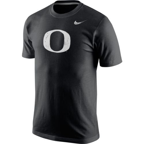 Nike NCAA Men's Oregon Ducks Project Fresh 2.0 Painted Logo T-Shirt