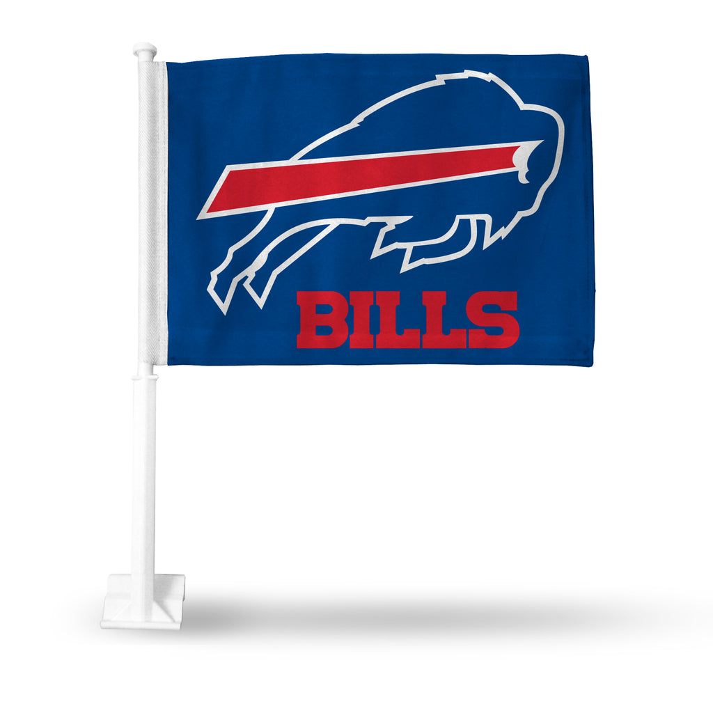 "Rico NFL Buffalo Bills Car Flag 15"" x 11"""