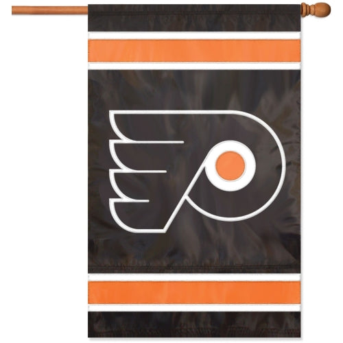 "Party Animal NHL Philadelphia Flyers 28"" x 44"" House Banner Flag"