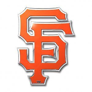 Team Promark MLB San Francisco Giants Team Auto Emblem