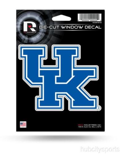 Rico NCAA Kentucky Wildcats Die Cut Auto Decal Car Sticker Medium VDCM