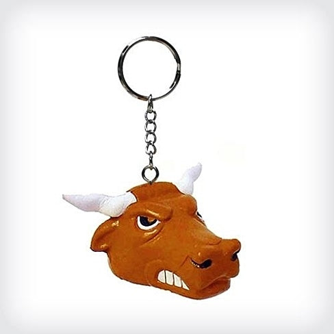 Foam Fanatics NCAA Texas Longhorns 4 in1 Foam Keychain Topper