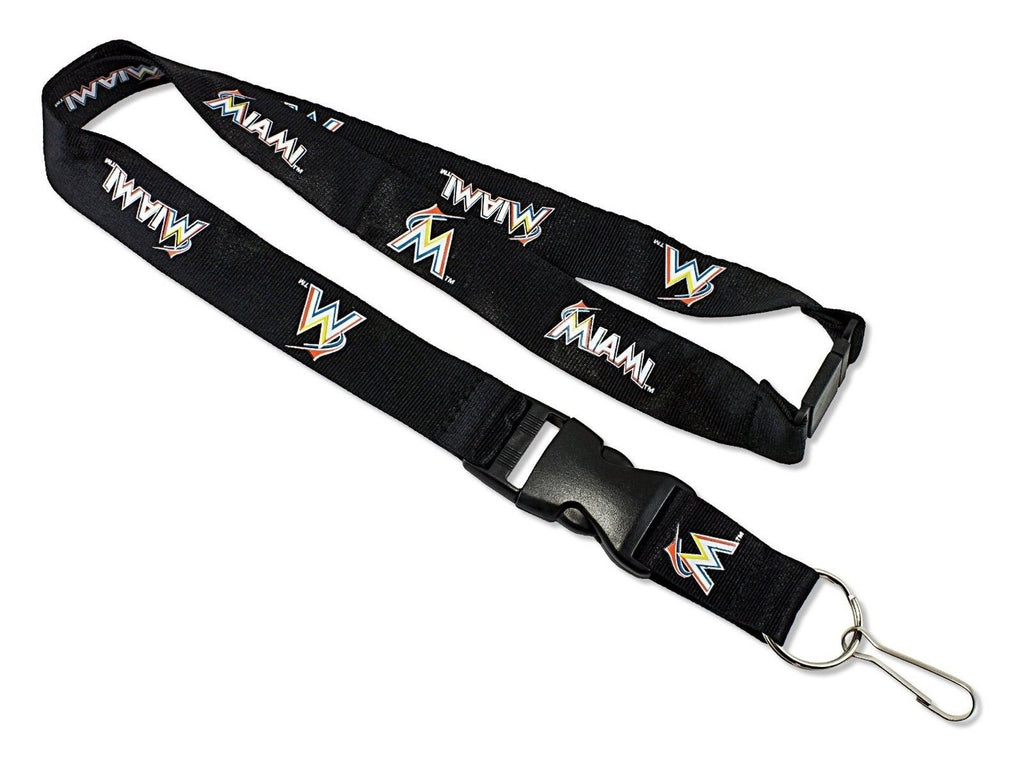 Aminco MLB Miami Marlins Breakaway Lanyard
