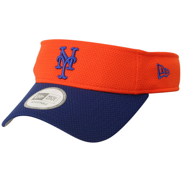 New Era MLB Men's New York Mets Fundamental 39Thirty Adjustable Visor