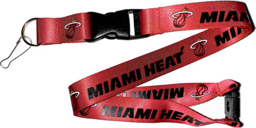 Aminco NBA Miami Heat Breakaway Lanyard