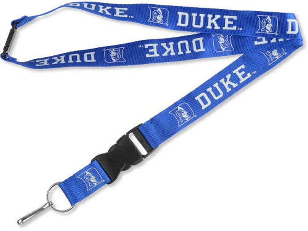 Aminco NCAA Duke Blue Devils Breakaway Lanyard