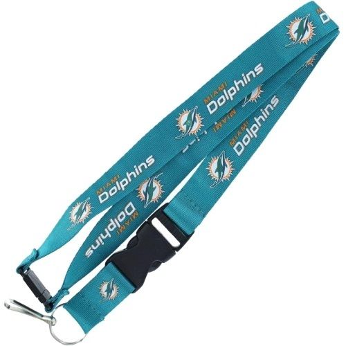 Aminco NFL Miami Dolphins Team Lanyard