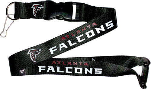 Aminco NFL Atlanta Falcons Team Lanyard