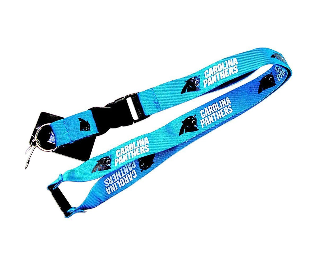 Aminco NFL Carolina Panthers Breakaway Lanyard