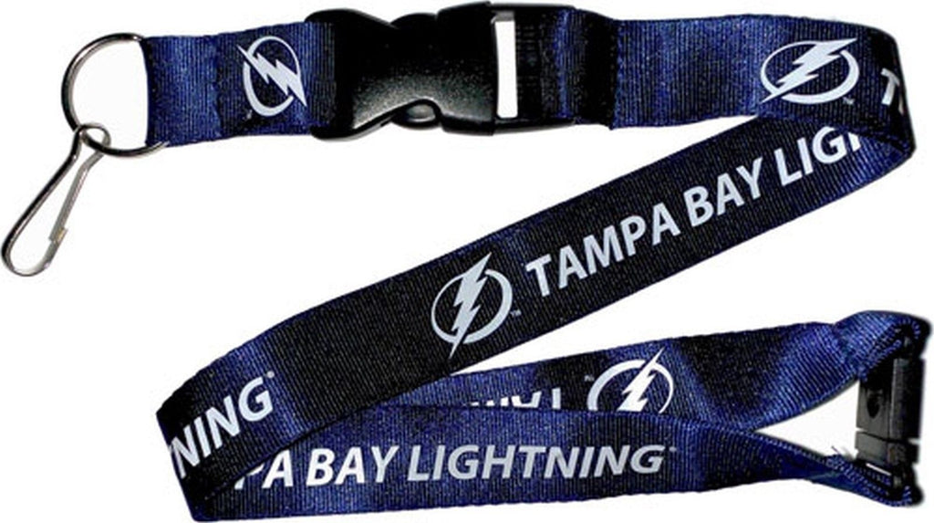 Aminco NHL Tampa Bay Lightning Breakaway Lanyard