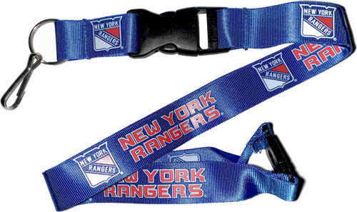 Aminco NHL New York Rangers Team Lanyard