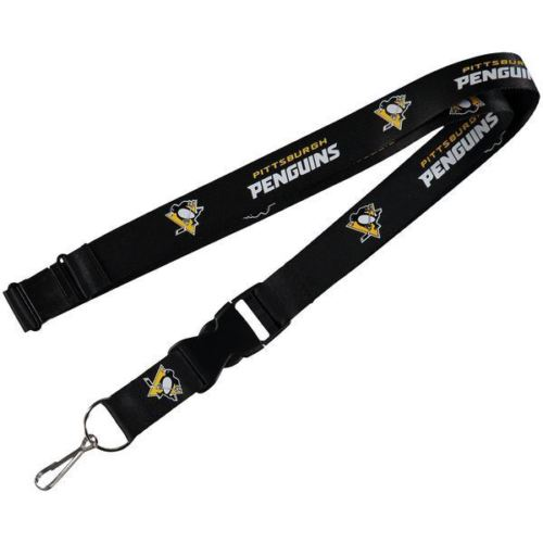 Aminco NHL Pittsburgh Penguins Team Breakaway Lanyard