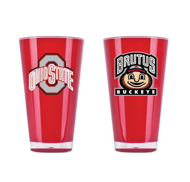 Duck House NCAA Ohio State Buckeyes Insulated Tumbler Cup 20 oz