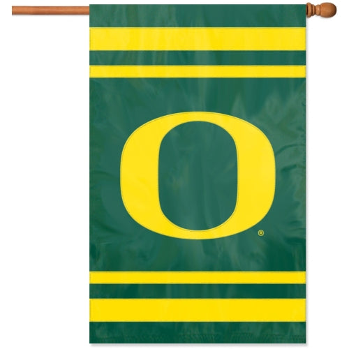 "Party Animal NCAA Oregon Ducks 28"" x 44"" House Banner Flag"