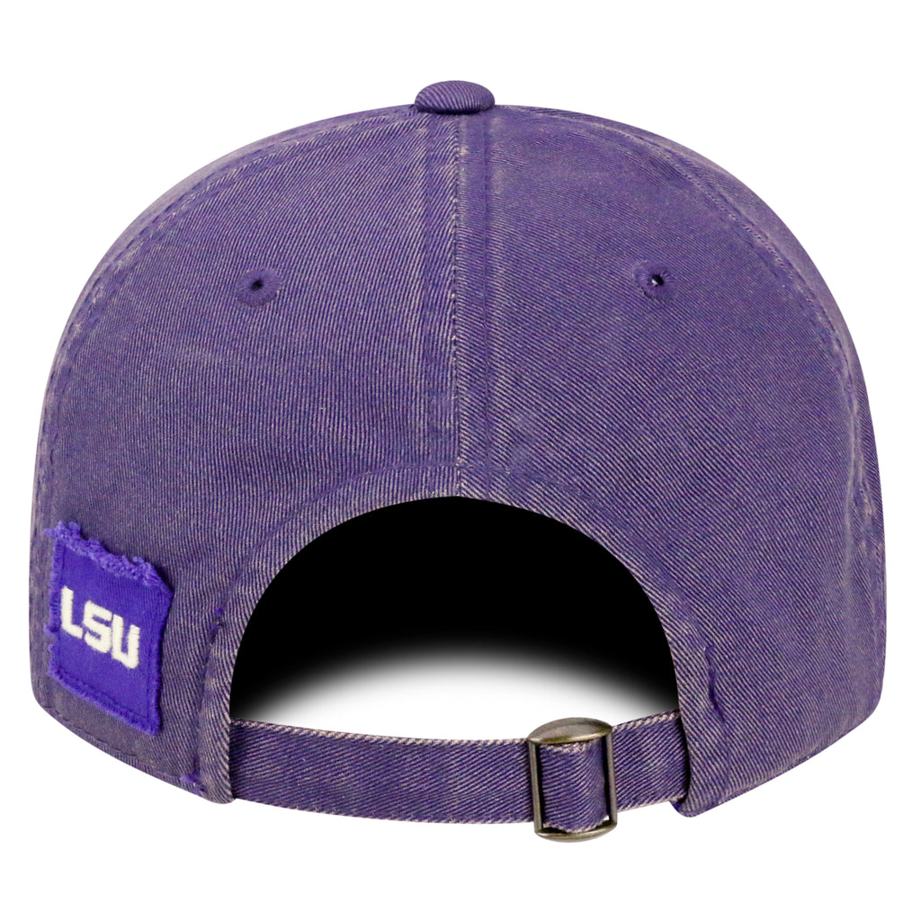 Top Of The World NCAA Men's LSU Tigers Men's Park Hat Purple Adjustable