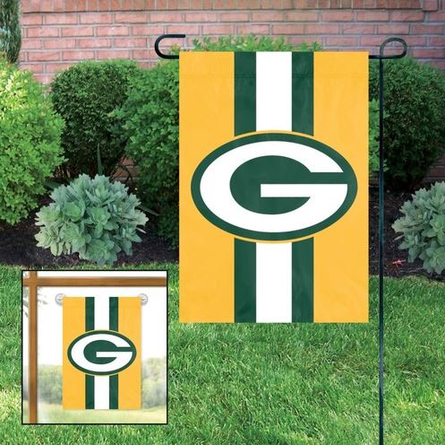 Party Animal NFL Green Bay Packers Garden Flag