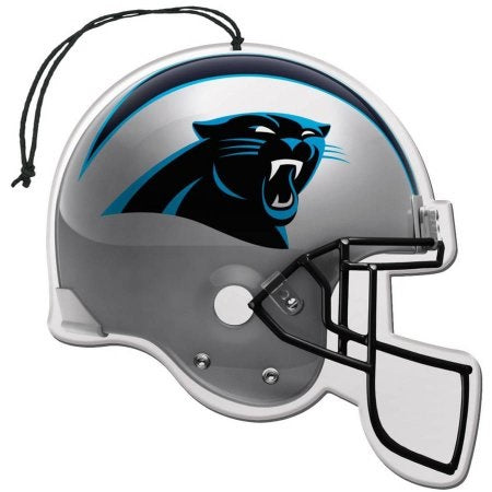 Team Promark NFL Carolina Panthers Air Freshener Vanilla Scent