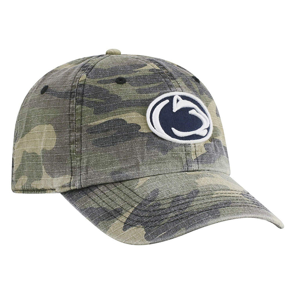 sale retailer 112aa 293a0 ... Top of the World Penn State Nittany Lions NCAA Heroes Adjustable Camo  Hat ...