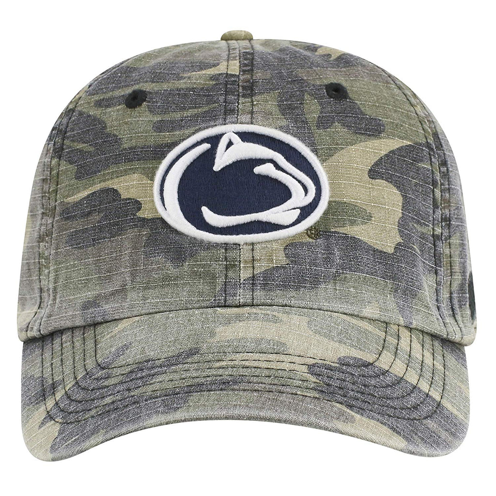 brand new 994b8 c4525 Top of the World Penn State Nittany Lions NCAA Heroes Adjustable Camo Hat  ...