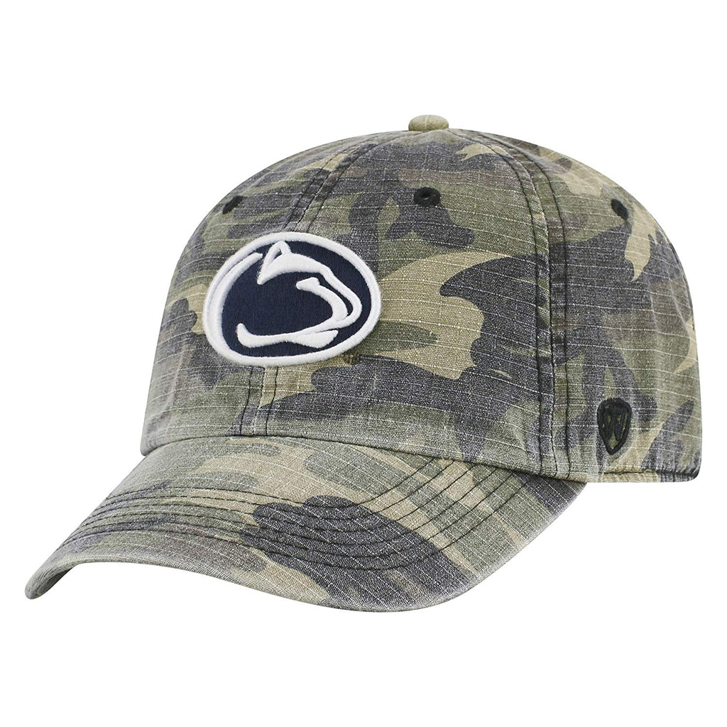 new product 352fa 319f5 Top of the World Penn State Nittany Lions NCAA Heroes Adjustable Camo Hat