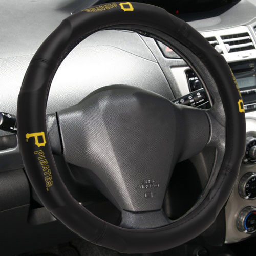 The Northwest Company MLB Pittsburgh Pirates Steering Wheel Cover
