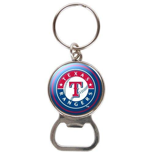 Great American Products MLB Texas Rangers Gift Collectable Bottle Opener Keychain