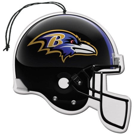 Team Promark NFL Baltimore Ravens Air Freshener Nu-Car Scent