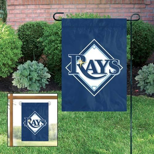 Party Animal MLB Tampa Bay Rays Garden Flag