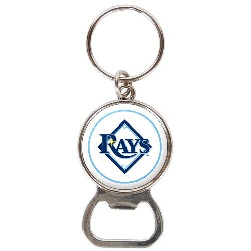 Great American Products MLB Tampa Bay Rays Gift Collectible Bottle Opener Keychain