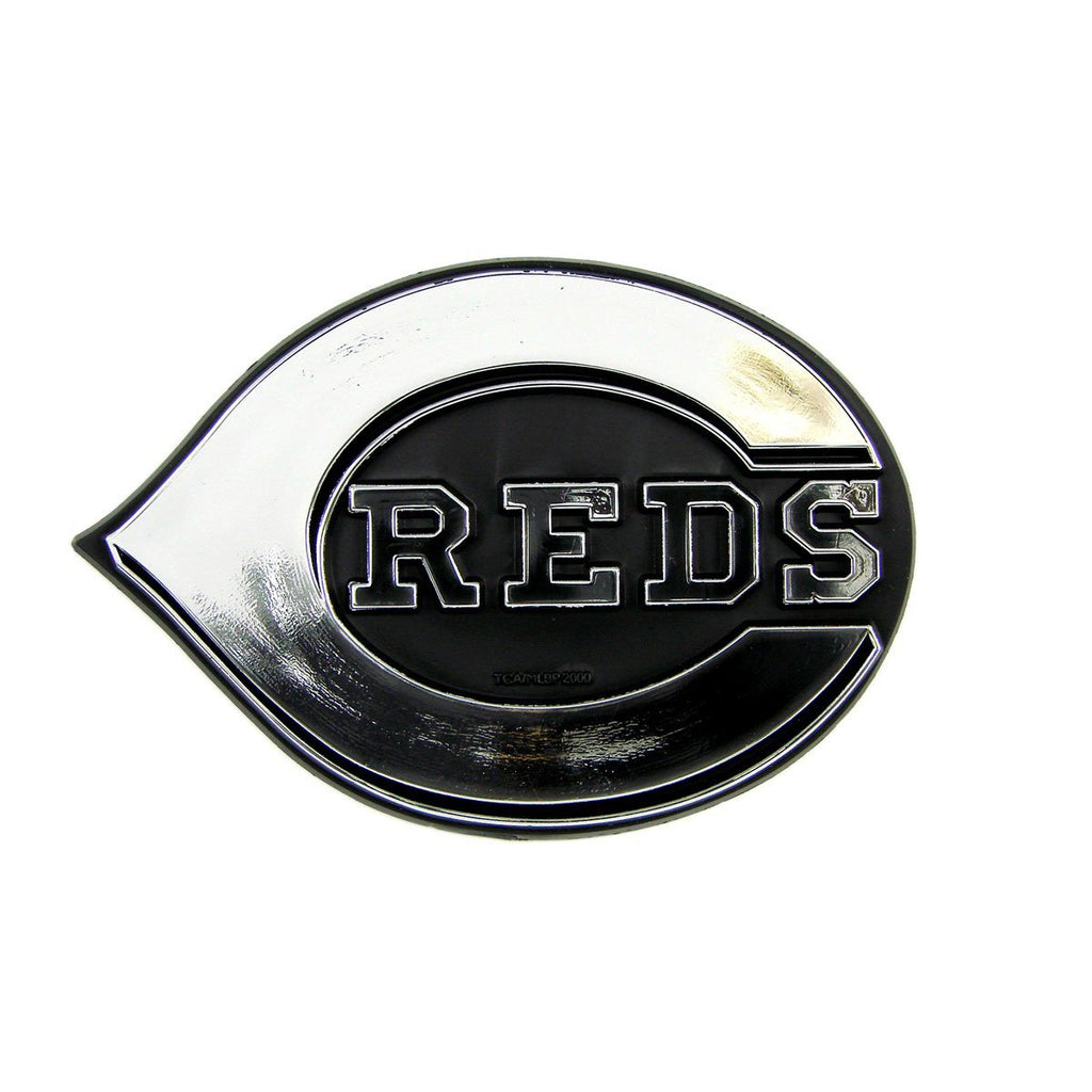 Team Promark MLB Cincinnati Reds Chrome Team Auto Emblem