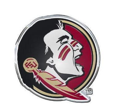 Team Promark NCAA Florida State Seminoles Team Auto Emblem