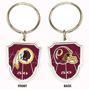 Great American Products NFL Washington Redskins Team Logo Keychain Steel