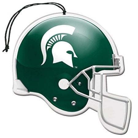 Team Promark NCAA Michigan State Spartans Air Freshener 3 pack Nu-Car Scent