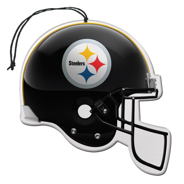 Team Promark NFL Pittsburgh Steelers Air Freshener 3 Pack Vanilla Scent
