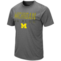 Colosseum NCAA Men's Michigan Wolverines Flanders T-Shirt