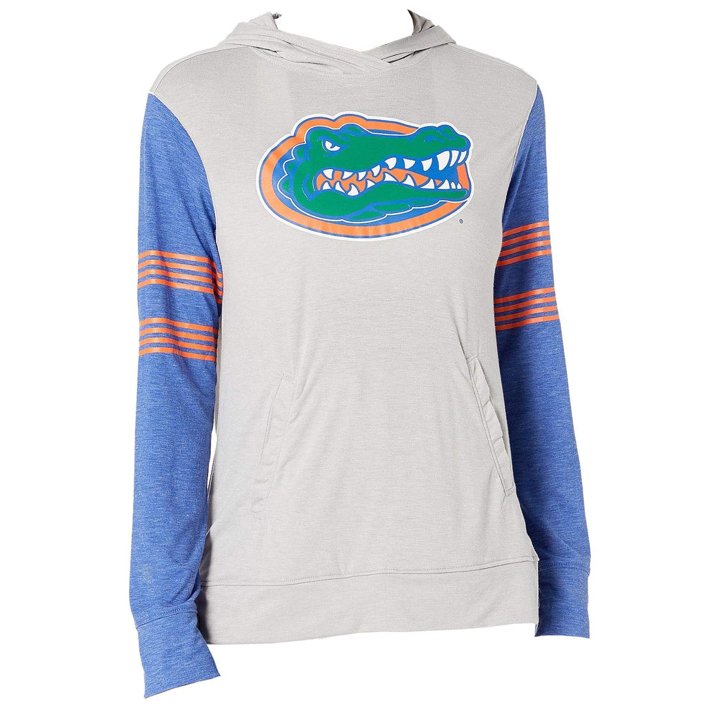 Champion NCAA Women's Florida Gators Gym Issue Lightweight Long Sleeve Hoodie