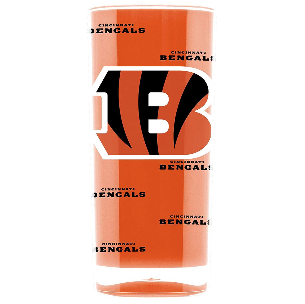 Duck House NFL Cincinnati Bengals Insulated Square Tumbler Cup 16 oz.